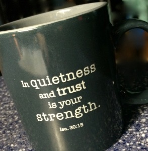 A Cup of Strength