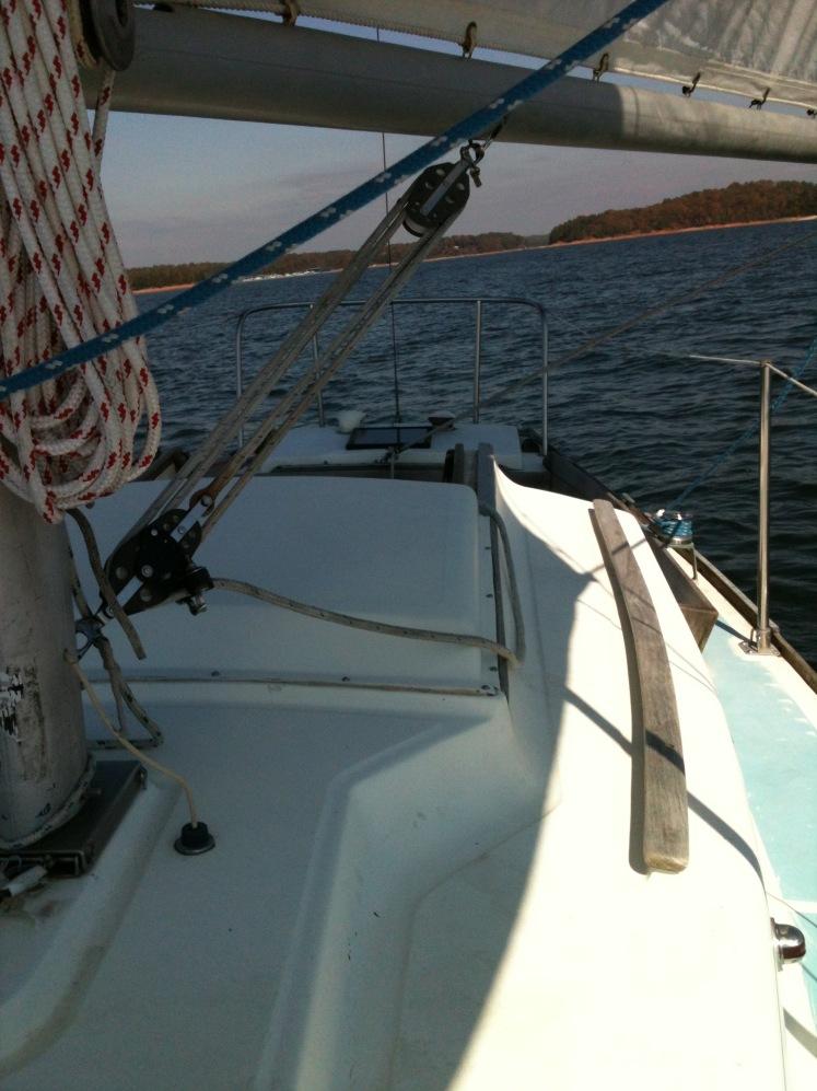 View From Cassandra's Mast